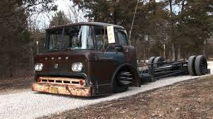 100 Old Cabover Trucks Junk Yard Rescue 1958 Ford Truck
