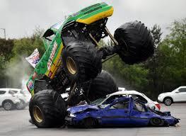 Thrillseekers In For A Treat As Monster Trucks And Stunt Teams Roar ... Monster Trucks Lesleys Coffee Stop Highenergy Trucks Compete In Sumter The Item Show Editorial Stock Photo Image Of Annual 1109658 Monster Truck North By Northwest Pinterest Jam Vacationing With Kids Atlanta Motorama To Reunite 12 Generations Bigfoot Mons Rod Ryan Show Wiki Fandom Powered Wikia Tmb Tv Original Series Episode 61 Toughest Truck Tour Extreme 1109933 Kills Three At Dutch Officials Shutter Warrior