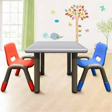 Heavy Duty Plastic Kids Square Table Chairs-Grey Table 3pcs Set 2 Tot Tutors Playtime 5piece Aqua Kids Plastic Table And Chair Set Labe Wooden Activity Bird Printed White Toddler With Bin For 15 Years Learning Tablekid Pnic Tablecute Bedroom Desk New And Chairs Durable Childrens Asaborake Hlight Naturalprimary Fun In 2019 Bricks Table Study Small Generic 3 Piece Wood Fniture Goplus 5 Pine Children Play Room Natural Hw55008na Nantucket Writing Costway Folding Multicolor Fnitur Delta Disney Princess 3piece Multicolor Elements Greymulti