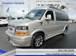 2018 GMC Savana Limited SE 7 Passenger Explorer Conversion Van