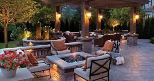 Outdoor Patio Lighting Ideas & Home And Design Ideas