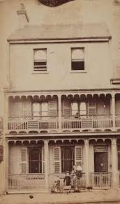 100 Sydney Terrace House Caroline Simpson Library Research Collection Living