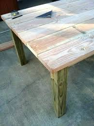 Best Wood For Outdoor Table Top Ideas On