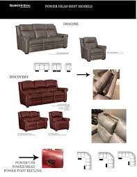 Bradington Young Sofa And Loveseat by Bradington Young Lux Motion 960 Imagine 962 Discovery 964 Cadence