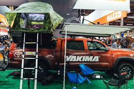 Yakima Rack And Bike Transport Solutions At Interbike - Mountain ... Expert Rack Installation Outdoorsman 300 Reviews Yakima Products Inc Paddlingcom Full Size Truck Bed Rack Cambria Bike Contour Iii Series Cap With The Roof Rack Option Installed On Sup Tailgate Pad Guy Fs Trd Off Road Wheels Oem Running Boards And Raptor Roof Tracks Installed Page 3 Nissan Titan Forum Light Board Honrsboardscouk Rackit Racks Forklift Loadable Rackit Pickup For Ram 2500 Crew Cab Baseline Jetstream Crossbars