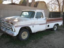 100 1964 Chevy Truck A Chevrolet Truck Is Rescued From Being Scrapped And Crushed