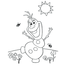 Great Coloring Pages Kids Free Online Flowers For Adults Nature Full Size