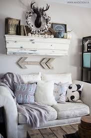 Best Above Couch Decor Ideas Only On Pinterest The Shelves And Farmhouse Wall Mirrors Rustic Mantel