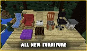 Too Many Furniture Mod Minecraft Latest version apk