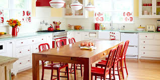 Retro Kitchen Ideas Best Vintage Kitchens Images On