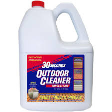 30 seconds 2 5 gal outdoor cleaner concentrate 100059523 the