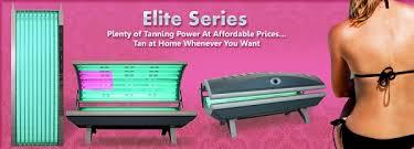 elite 16 tanning bed
