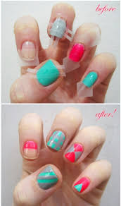 Easy Nail Art Designs 001