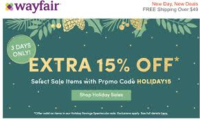 Wayfair Coupon Code 15 Off Coupons Off Coupon Promo Code Avec 1800flowers Radio 10 Off Amazon Code Dicks Sporting Goods Coupon Best July 4th Sales To Shop Right Now Curbed West Elm Moving Adidas In Store Five 5x Lowes Printablecoupons Exp 53117 Red Lobster Canada Save Your Entire Check Kohls Coupons Codes December 2018 Childrens Place 30 Find More Wayfair For Sale At Up 90 Discount 2019 Amazon 20 Order Mountain Rose Herbs Shop Huge Markdowns On Bookcases The Krazy Lady Reitmans Boxing Day Sale On Now An Extra 60