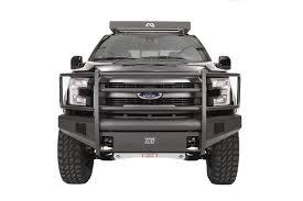 100 Truck Front Bumpers 20152017 F150 Fab Fours Elite Bumper W Full Guard FF15R3250