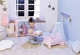 zapf creation 700068 baby annabell sweet dreams bett