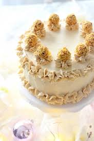kessy s pink sugar giotto haselnuss torte zum 4 advent
