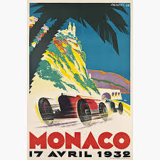 Posters Expert William Crouse Introduces Five Art Deco That Captured The Spirit Of Early Monaco Grand Prix Ahead Our Sale In London
