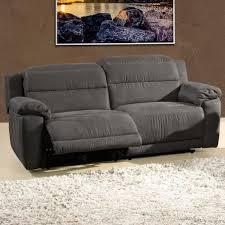 divan canapé canape relaxe canap places relax lectrique en cuir et microfibre