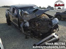 100 Toyota Truck Parts Used 2010 Tacoma 40L 4x4 Subway