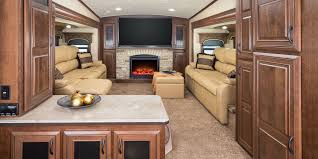 Camper Interior Decorating Ideas by 5th Wheel Rv Front Living Room Decorating Ideas Contemporary