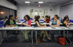 Help Desk Technician Salary Dc by Free Salary Negotiation Workshops For Women Aim To Close The Wage