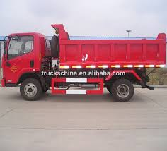 100 7 Ton Truck Faw Brand Rhd 4x2 Light Mini Tipper Dump