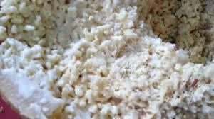 asticot blanc dans la cuisine casgiù merzu sartinesu fromage corse avec vers
