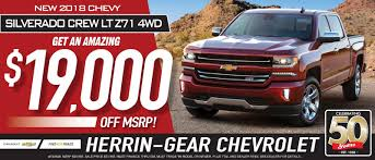 Herrin-Gear Chevrolet In Jackson, MS | Clinton, Vicksburg & Byram ...