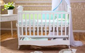 bisini modern style holz babybett neugeborenes babybett baby schlafzimmer möbel bf07 70083 buy baby krippe holz baby krippe möbel product on