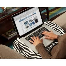 Padded Lap Desk With Light by Mainstays Lap Desk With Cushion Walmart Com