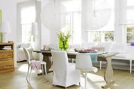 weiße wände und helle möbel im esszimmer bild 14 living