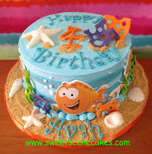 Bubble Guppies Cake Decorations by Bubble Guppies Birthday Cake By Sweet Scene Cakes Cakesdecor