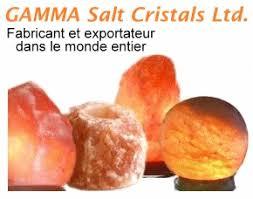 le de cristal de sel la recherche prouve qu une le en cristal de sel allumée est une