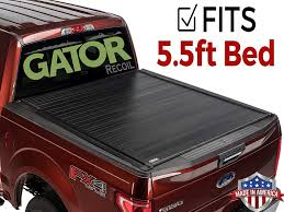 100 F 150 Truck Bed Cover Amazoncom Gator 20152019 Ord 55 Recoil Retractable