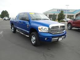 100 Blue Dodge Truck Used 2007 Ram Pickup For Sale In Pocatello ID