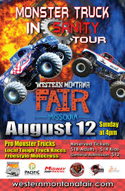 100 Tough Trucks Motorsports Missoula Fairgrounds