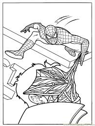 Spiderman 3 006 Coloring Page