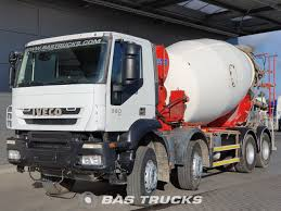 100 Iveco Truck For Sale At BAS S IVECO Trakker AD340T36 8X4 112013