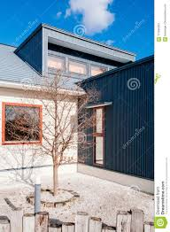 100 Japanese Modern House Or Bakery Shop In Hokkaido Editorial Stock
