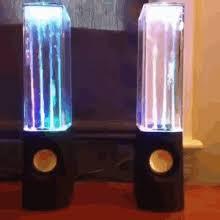 Lava Lamp Speakers GIF