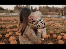 Roloff Pumpkin Patch watch baby jackson roloff adorable poses with mom and get