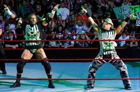 Wwe Famous Curtain Call by D Generation X Timeline