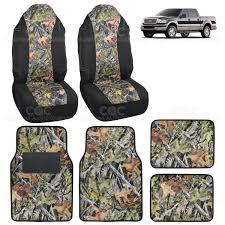 100 Camo Floor Mats For Trucks Shop D F150 Seat Cover Mat 6 Piece Uflage Black