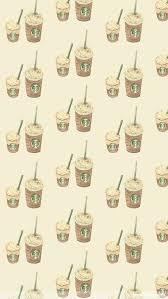 Drawn Starbucks Wallpaper