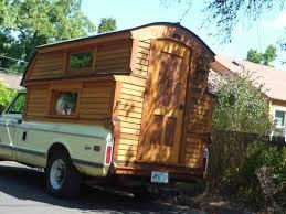 Build Truck Camper Steps
