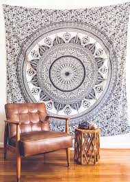 Gypsy Home Decor Uk by Hippie Tapestries Mandala Bohemian Tapestries U0026 Bedspreads