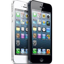 Apple iPhone 5 for Verizon AT&T and Sprint Prices Based on