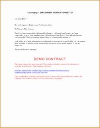 letter employment verification Savesa