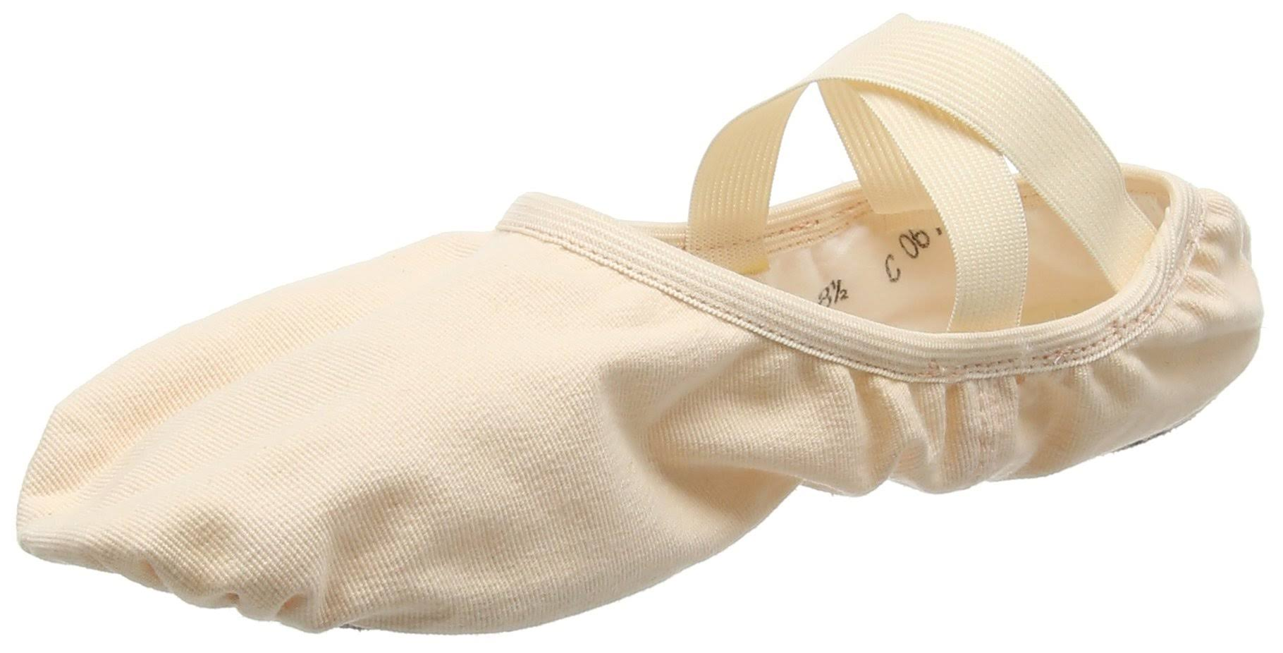So Danca Bliss Canvas Ballet Slipper 10 / Pink / C
